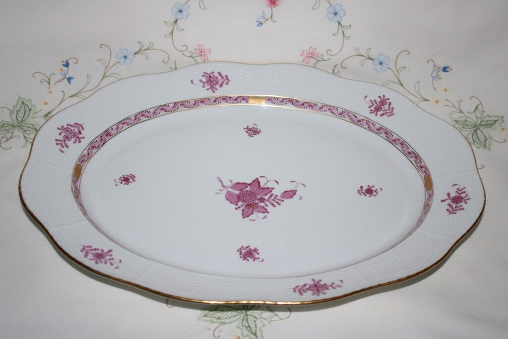 Herend Apponyi Plate