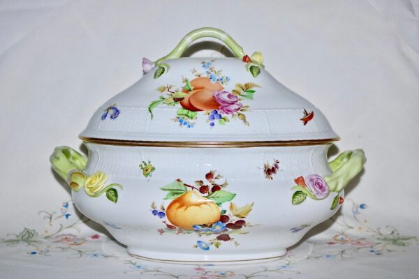 Herend Fruits Tureen