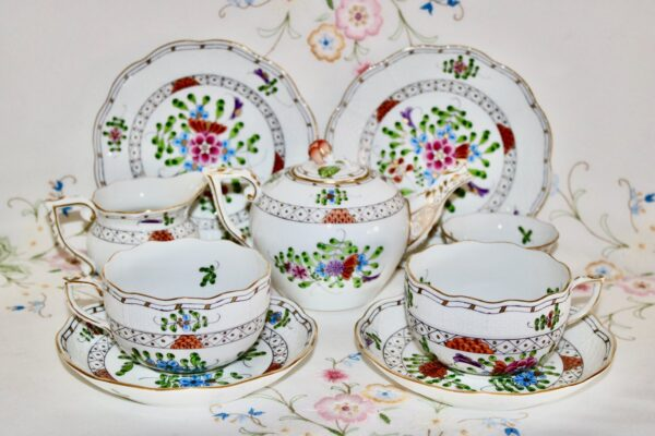 Herend Tea for Two